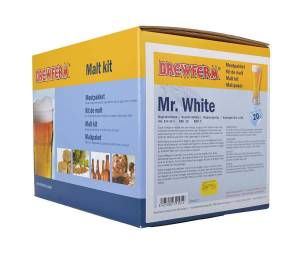Slad BREWFERM Mr. WHITE na 20 litrů