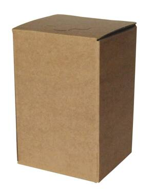 Bag-in-Box hnědý 10 l