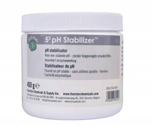 Stabilizátor 5.2 pH, 450g  EN - IT
